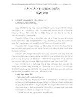 Báo cáo thường niên năm 2011 - Công ty Cổ phần Sách Giáo dục tại Tp. Đà Nẵng