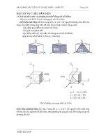 032   bài GIẢNG vật LIỆU kỹ THUẬT điện   điện tử   bài tập