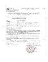 Bản điều lệ - Công ty cổ phần Everpia Việt Nam