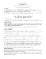 TCVN 9361 2012 . công tác nền móng thi công và nghiệm thu