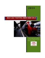 Báo cáo thường niên năm 2013 - Công ty Cổ phần Tập đoàn Hà Đô