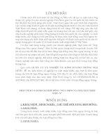 Tiểu luận phân tích và đánh giá hợp đồng mua phôi của nhà máy thép việt ý