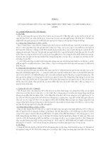 Tiểu luận nhà nước và vai trò của nhà nước XHCN trong nền kinh tế thị trường