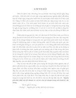 Tiểu luận nguồn gốc và bản chất của lợi nhuận và vai trò của lợi nhuận trong nền kinh tế thị trường (2)