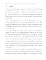 Cái mới trong quan niệm về con người trong Truyện Kiều – Nguyễn Du