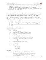 Tài liệu ôn kinh tế vi mô 1 (có đáp án)