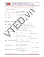 phân tích nhân tử giải hệ phương trình