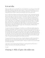85 tình huống trao đổi giữa phụ huynh và giáo viên mầm non tái bản 2013
