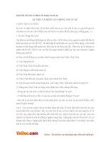 Soạn bài lớp 6: Sự việc và nhân vật trong văn tự sự