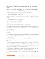 Soạn bài lớp 12: Khái quát văn học Việt Nam từ Cách mạng Tháng Tám 1945 đến hết thế kỷ XX