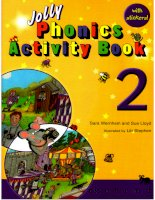 Jolly phonics activity book 2