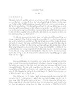 bài tiểu luận Lịch sử mỹ thuật
