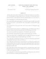 Thông tư 83/2016/TT-BTC thực hiện ưu đãi về thuế tại Luật đầu tư 67/2014/QH13 và Nghị định 118/2015/NĐ-CP