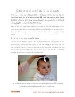 Sai lầm tai hại khi cạo trọc đầu cho con vào mùa hè