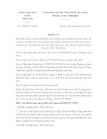 Thông tư 13/2016/TT-NHNN quy định về quản lý ngoại hối đối với việc cho vay, thu hồi nợ nước ngoài