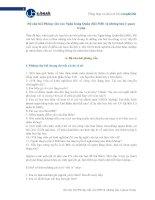 Bộ câu hỏi phỏng vấn vào ngân hàng quân đội MB và những lưu ý quan trọng