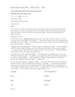 Đề thi tuyển dụng FPT – tiếng anh c – đề 1
