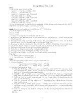 bài tập kế toán tài chính doanh nghiệp chương 3