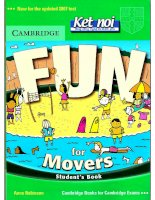 Fun for movers PDF for cambridge