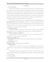 tiểu luận khảo sát hàm số bằng phương pháp sơ cấp và ứng dụng