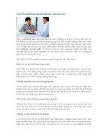 Các lỗi nghiêm trọng khi phỏng vấn xin việc