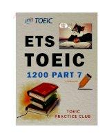 ETS 1200 PART 7  Giải chi tiết 1200 câu hỏi TOEIC Part 7