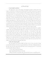 Tiểu luận chính sách tiền tệ ở VN thực trạng và giải pháp (2)