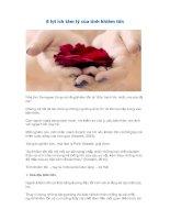 8 lợi ích tâm lý của tính khiêm tốn