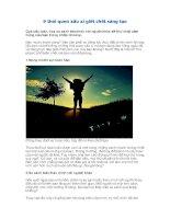 9 thói quen xấu xí giết chết sáng tạo