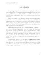 tiểu luận triết học, học thuyết về hình thái kinh tế  xã hội và vấn đề quá độ lên CNXH ở Việt Nam