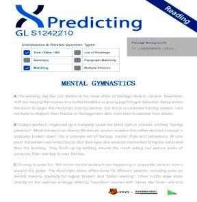 Bộ đề IELTS Reading dự đoán 2016 ( cực chuẩn )
