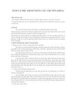 Ebook tâm lý y học phần 2