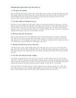 NHỮNG điều bạn nên LOẠI bỏ KHỎI CV