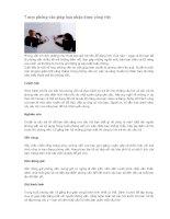 7 mẹo phỏng vấn giúp bạn nhận được công việc