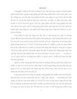 TỔ CHỨC và QUẢN lý CHẤT LƯỢNG vệ SINH AN TOÀN THỰC PHẨM TRONG  sản XUẤT CÔNG NGHIỆP VIỆT NAM,  THỰC TRẠNG và GIẢI PHÁP