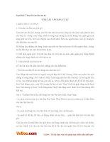 Soạn bài lớp 8: Tóm tắt văn bản tự sự