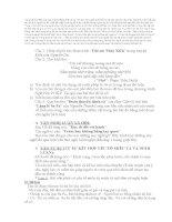 Đề đọc hiểu văn 9