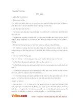 Soạn bài lớp 10: Văn bản
