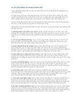 10 lỗi cần TRÁNH XA TRONG PHỎNG vấn