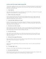 20 CÁCH gây ấn TƯỢNG TRONG PHỎNG vấn