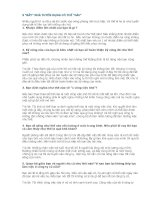 9 bẫy NHÀ TUYỂN DỤNG có THỂ gài