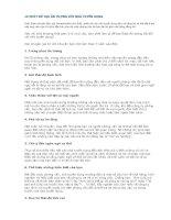 10 PHÚT để tạo ấn TƯỢNG với NHÀ TUYỂN DỤNG