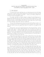 Bài Thu Hoạch Chính Trị Hè 2016 Tỉnh Đồng Tháp