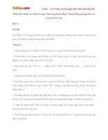 """Phân tích hình tượng nhân vật khách trong """"Phú sông Bạch Đằng"""" (Bạch Đằng giang phú) của Trương Hán Siêu"""