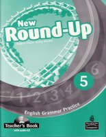 New round up 5 teachers book