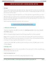 Chuyên đề toán Trung bình cộng lớp 4