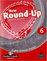 New round up 6 teacher 39 s book