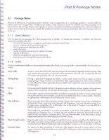 Singapore and Malacca Strait Regulations (Part 2 passage notes)