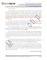 Sổ tay từ vựng giao tiếp ( MsHoa Toeic )