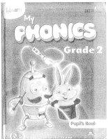 My phonics grade 2